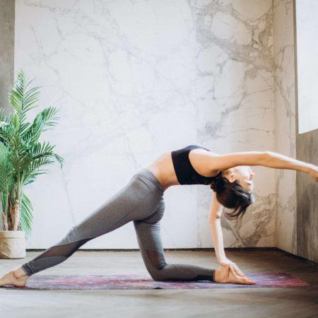 ioga ou pilates